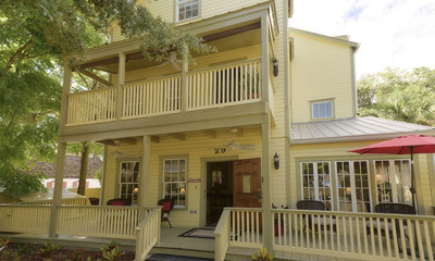 St Augustine Bed and Breakfast