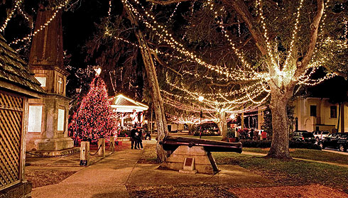 St Augustine Nights of Lights Kicks Off Early in 2016 - St Augustine Nights Of Lights Kicks Off Early In 2016 - Agustin Inn