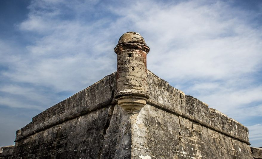 St Augustine Fort Free This Weekend