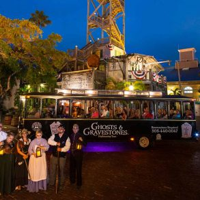Popular St Augustine Ghost Tours