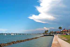st augustine coast