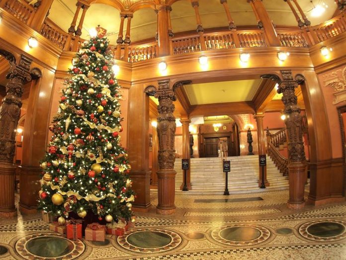 Flagler College Holiday Tours