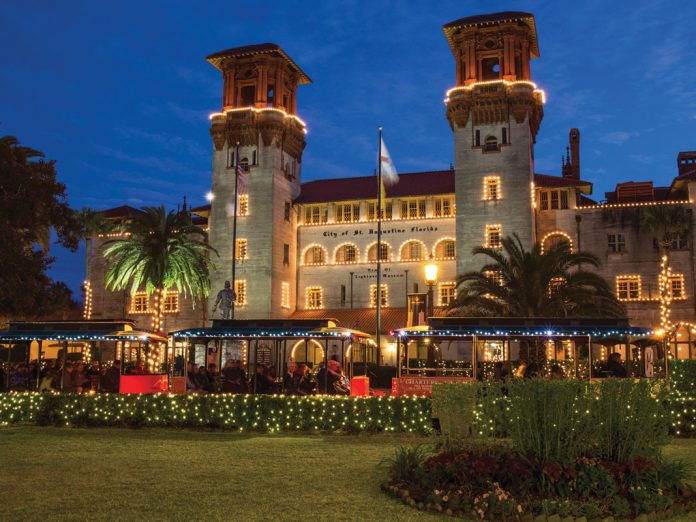St Augustine Events