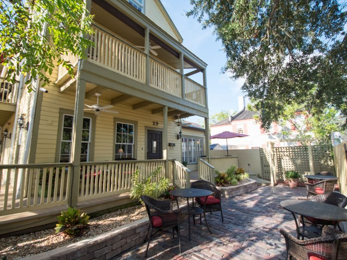 St Augustine Bed And Breakfast Specials