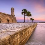 Castillo de San Marcos National Monument.Getty
