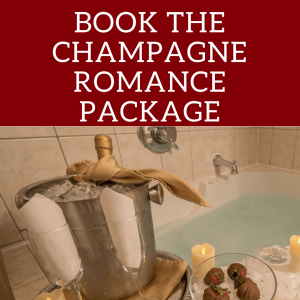 book our champagne romance package